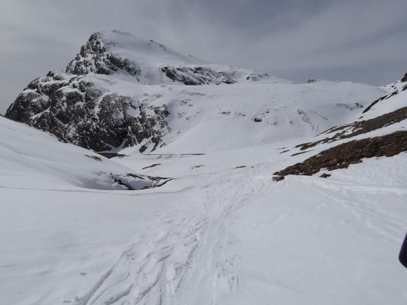 Fond des Fours -> Col de l'Iseran en traversée Dsc01228