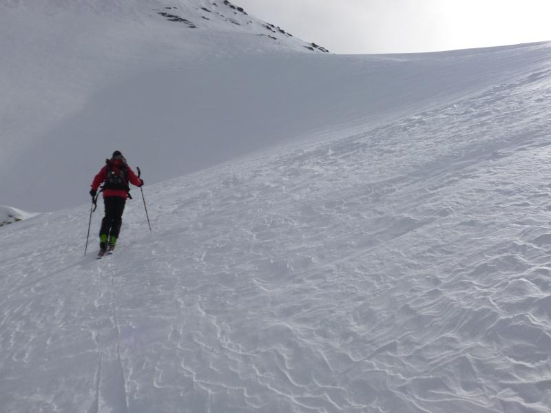 Fond des Fours -> Col de l'Iseran en traversée P1030914