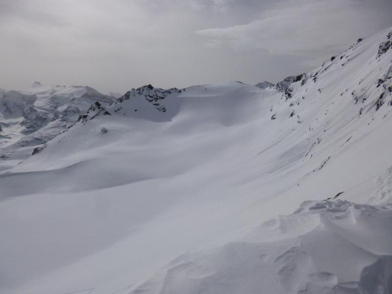Fond des Fours -> Col de l'Iseran en traversée P1030915