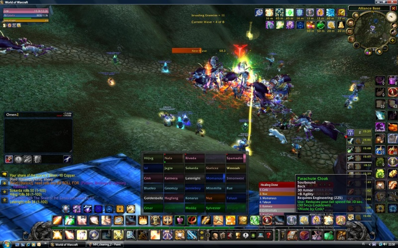 Mount Hyjal with Living Legends Mh_cle13