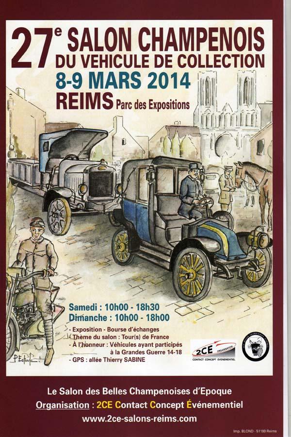 27ème Salon des Belles Champenoise Reims10