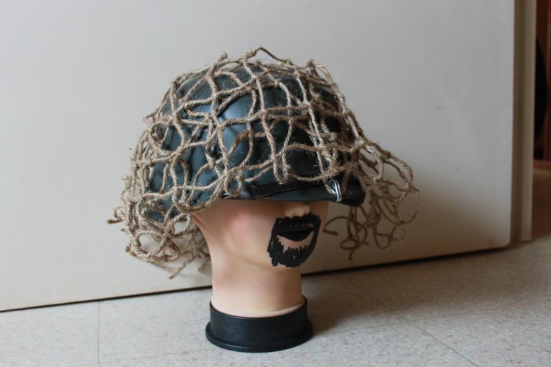 Filet de casque de l'armée allemande Img_4611