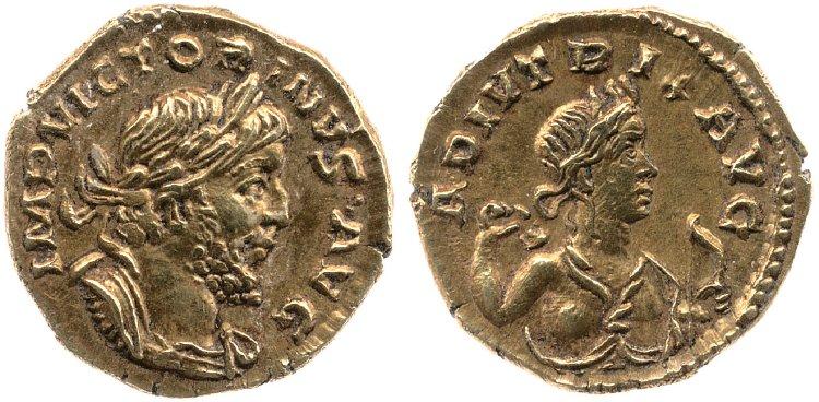 Le monnayage d'or de Victorin Britis11