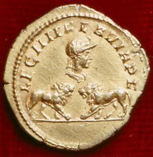 Le monnayage d'or de Victorin Britis16