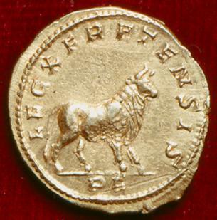 Le monnayage d'or de Victorin Britis17