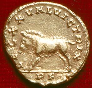 Le monnayage d'or de Victorin Britis19