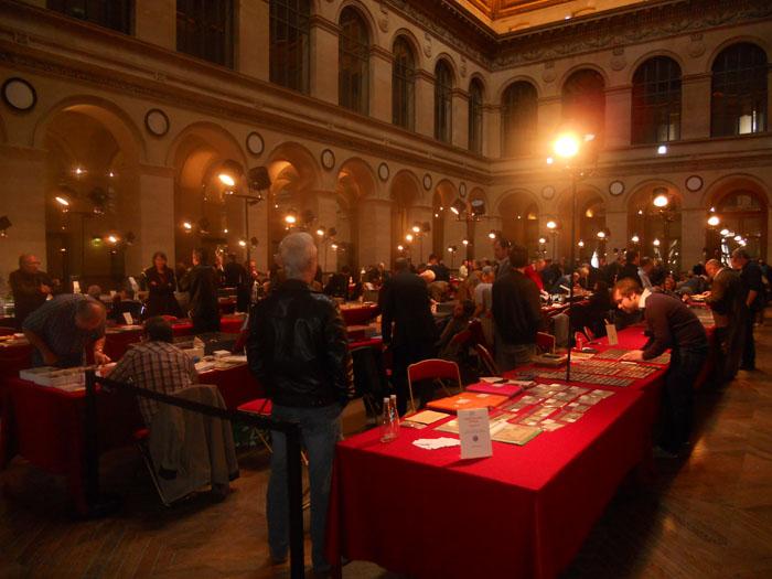 Bourse de Paris - Palais Brongniart - samedi 15 mars 2014 Dscn0012