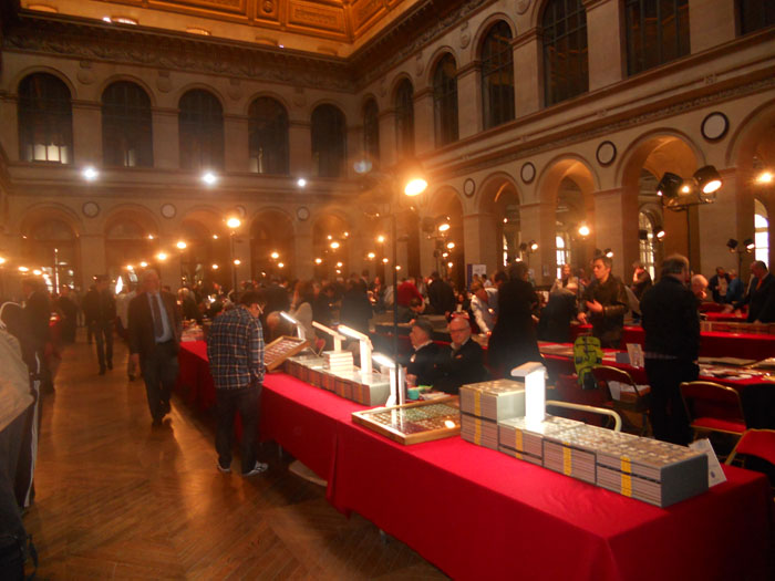 Bourse de Paris - Palais Brongniart - samedi 15 mars 2014 Dscn0013