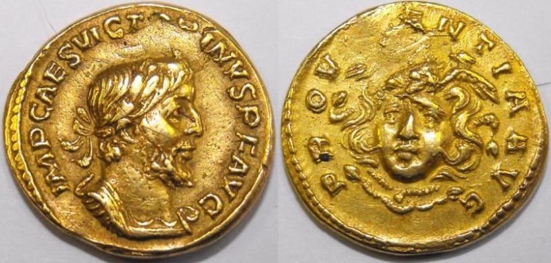 Le monnayage d'or de Victorin Hunter11