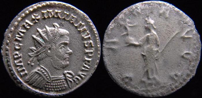 Aureliani de Lyon de Dioclétien et de ses corégents Maximi10