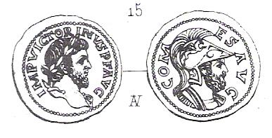Le monnayage d'or de Victorin Numari30