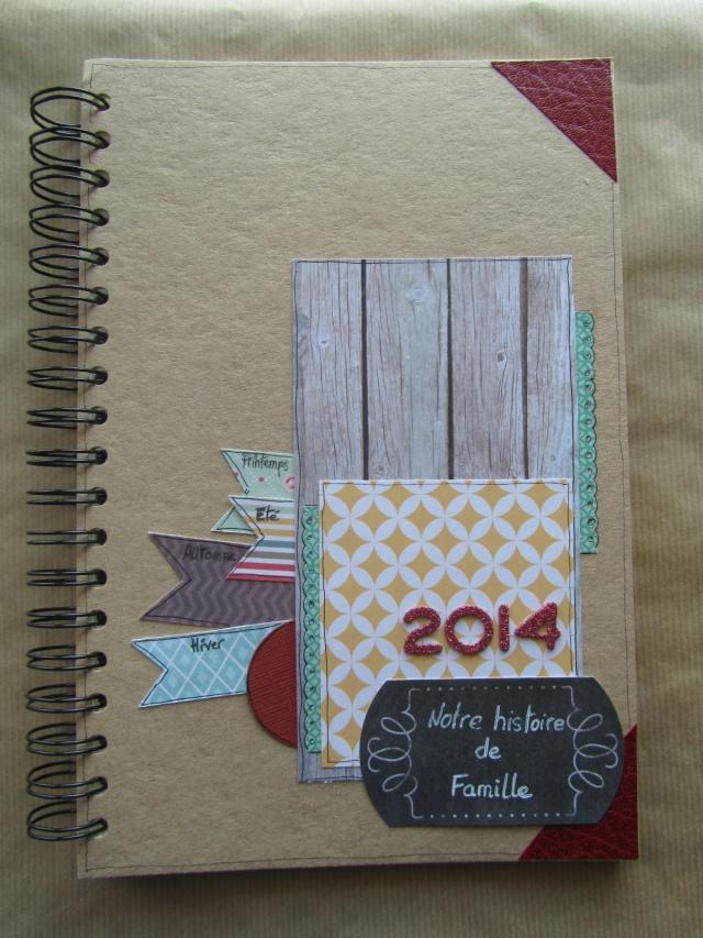 Mon Family Diary 2014 - par Catherine 14030210