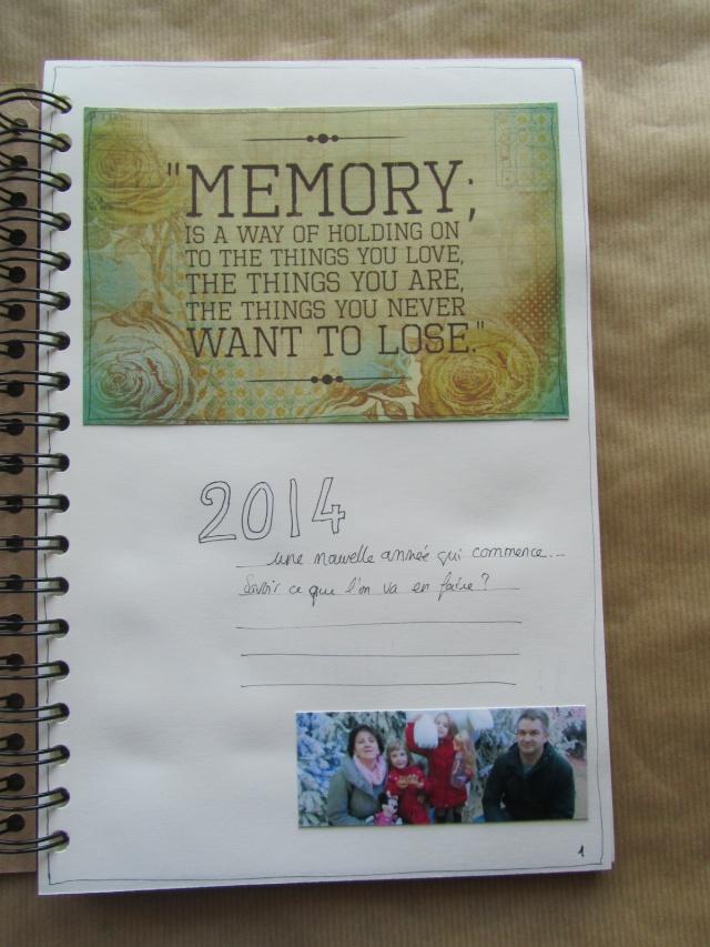 Mon Family Diary 2014 - par Catherine 14030211