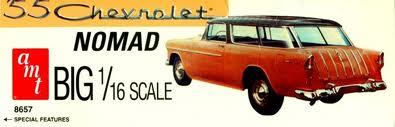 1/16 Nomad El-Camino 1957 Amt_no10