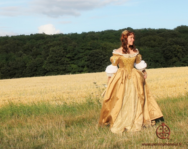 [Inspi] Une robe d'or 1660 Img_6813