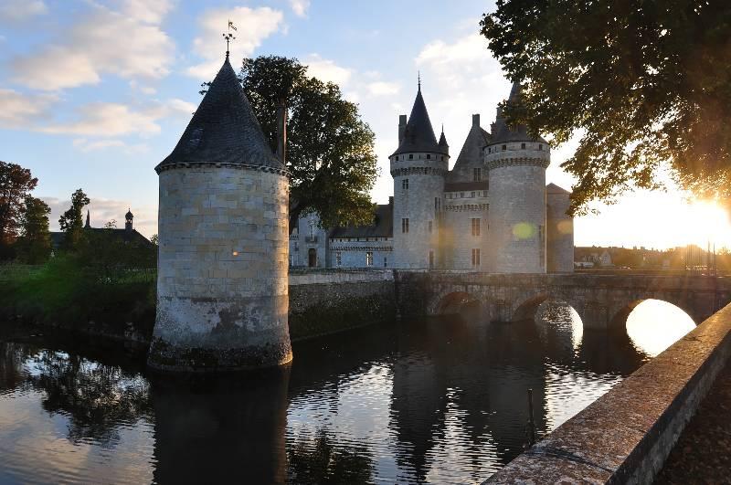 Ballade le long du Canal d'Orléans et Chateau Sully sur Loire 13_dsc10