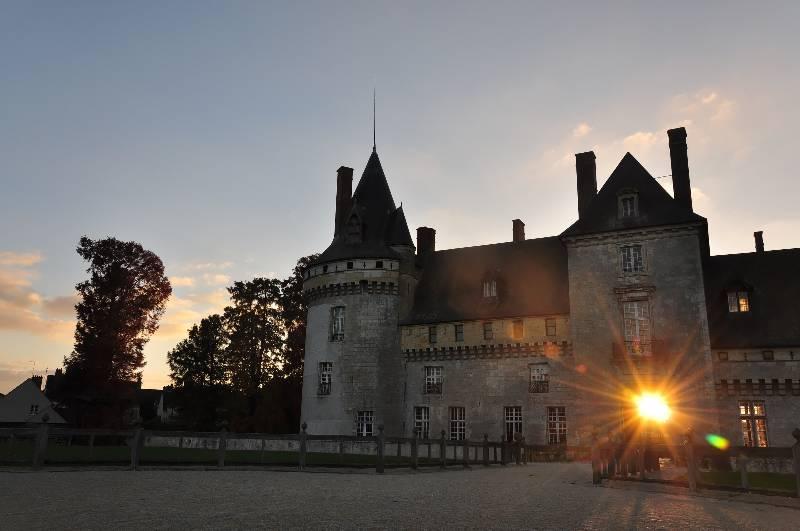 Ballade le long du Canal d'Orléans et Chateau Sully sur Loire 14_dsc10