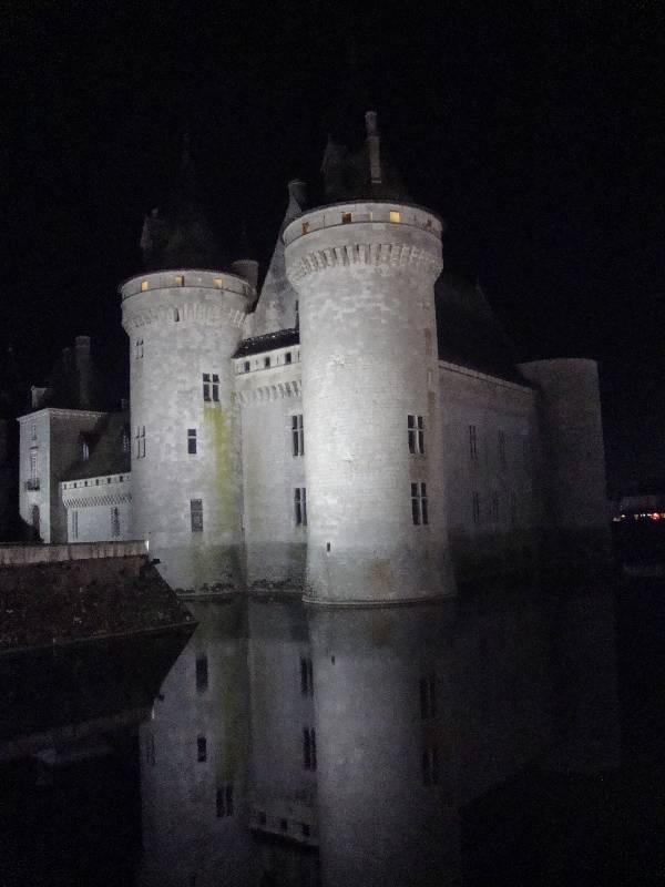 Ballade le long du Canal d'Orléans et Chateau Sully sur Loire 16_dsc10