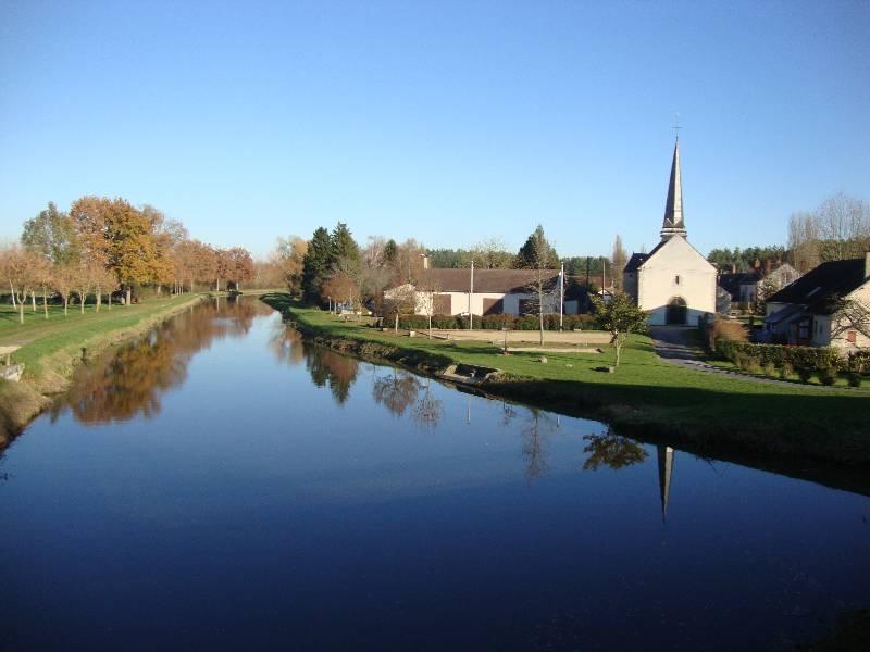 Ballade le long du Canal d'Orléans et Chateau Sully sur Loire 4_dsc010