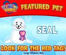 Seal Arrives as part of W Cares! W_care10