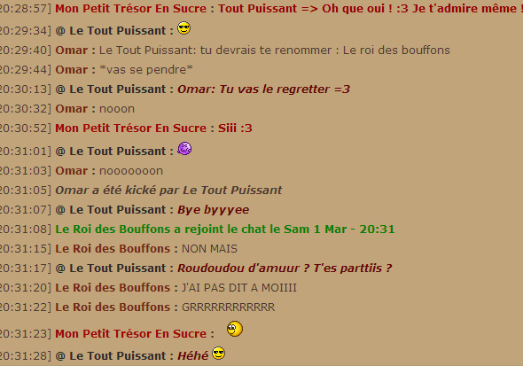 [N°4] La Gazette de la Savane (Mars 2014) Box_1310
