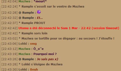 [N°4] La Gazette de la Savane (Mars 2014) Box_1710