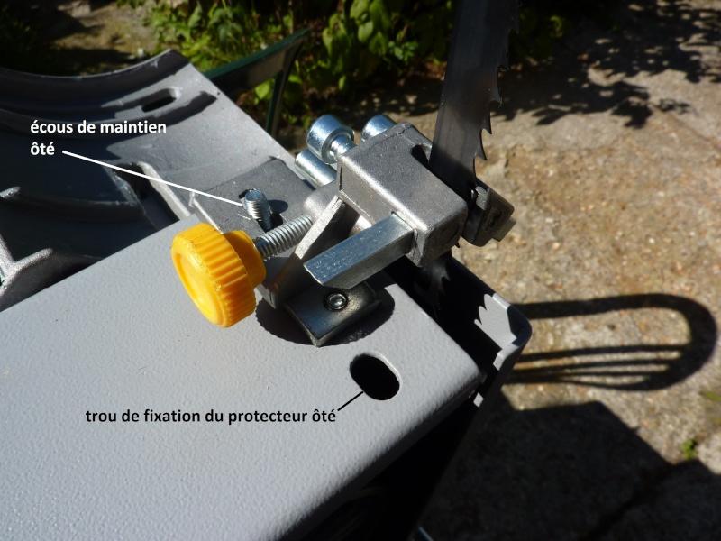 MA présentation de la scie à ruban Peugeot Energy band 160 à 279€ 3_guid11