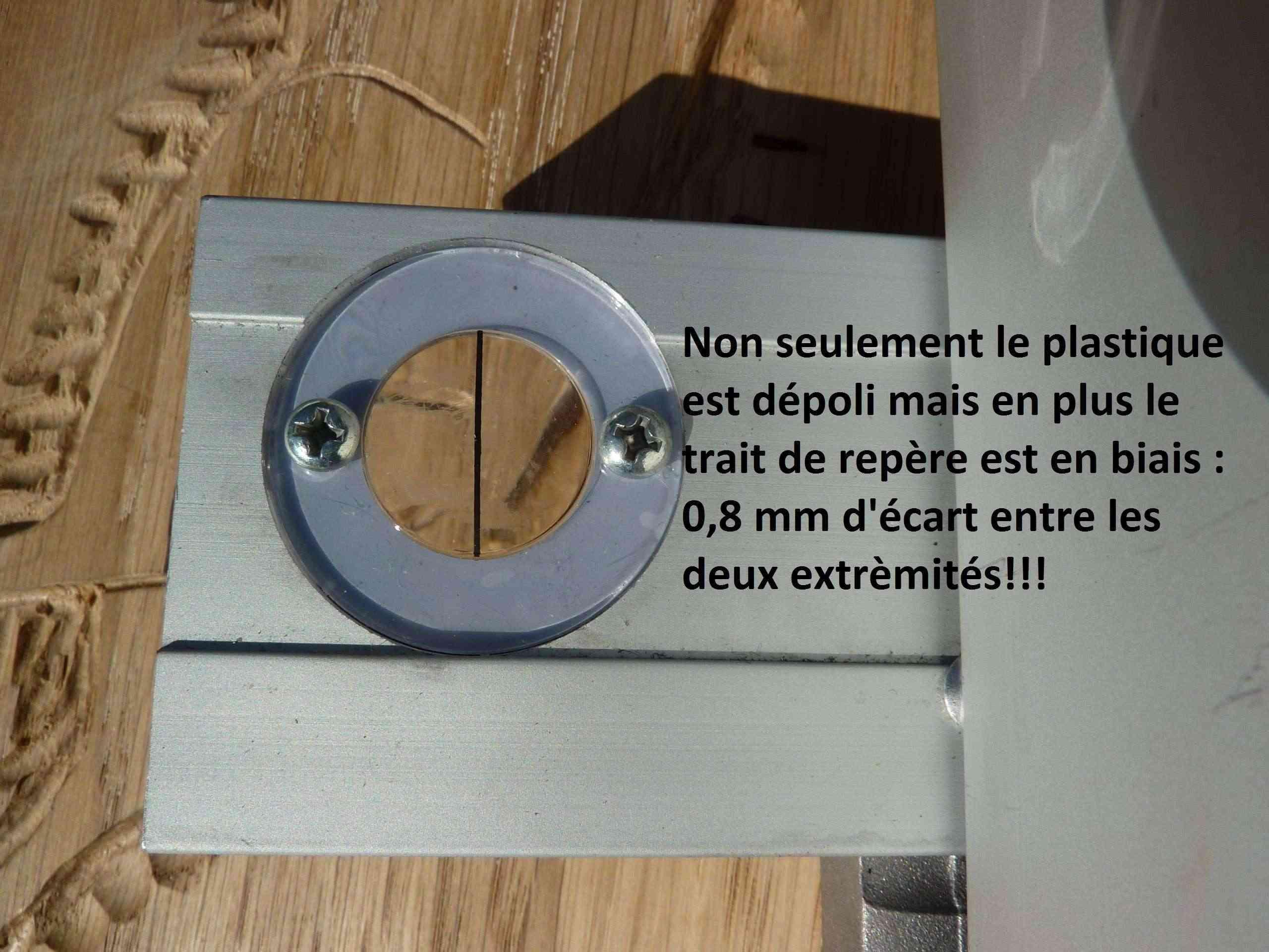 MA présentation de la scie à ruban Peugeot Energy band 160 à 279€ 8_repa10