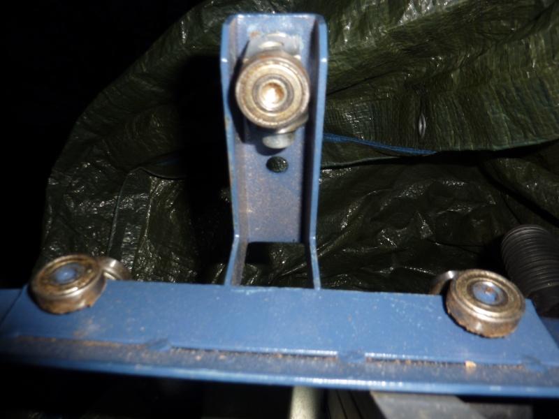 Photos detaillées du bras articulé/chariot/guide parallèle de ma scie circulaire kity 415 P1010516