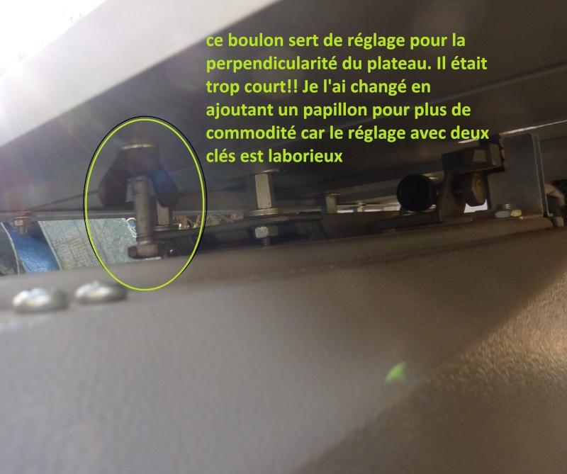 MA présentation de la scie à ruban Peugeot Energy band 160 à 279€ Vis_de10