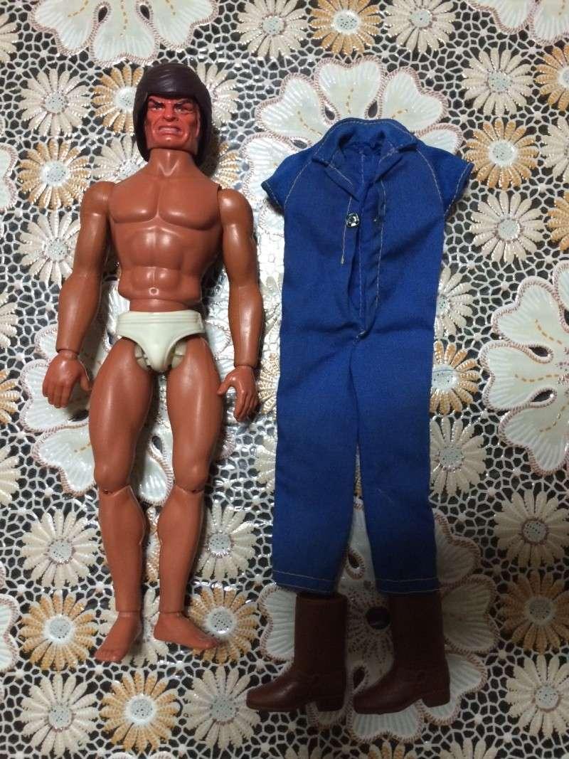 Big Jim Double Trouble Action Figure Mattel Anni 70 Vintage Toys Rare Foto_111