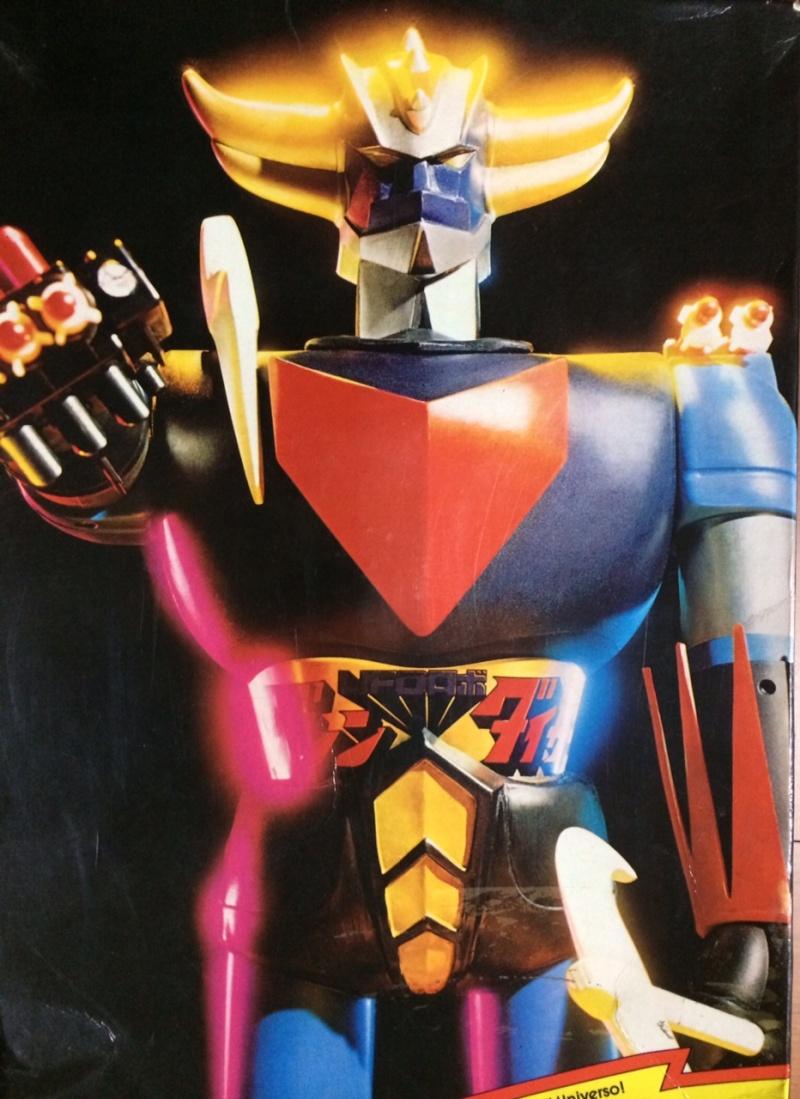 Goldrake Goldorak Grendizer Atlas Ufo Robot shogun cm 60 Toys Vintage anni 70 80 Foto_517