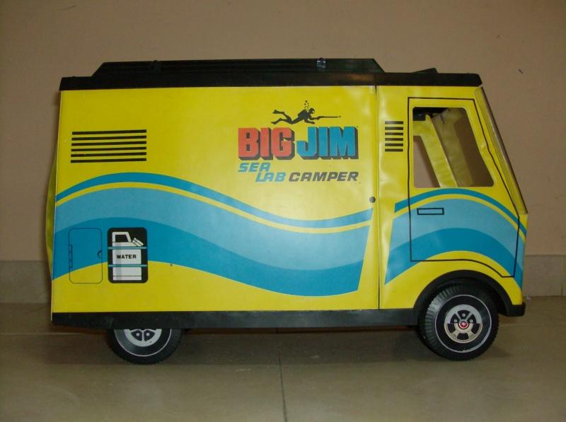 Big Jim raro 9905 Laboratorio Mobile Ricerche Sub 1977 o Sea Lab Camper  Hpim5210