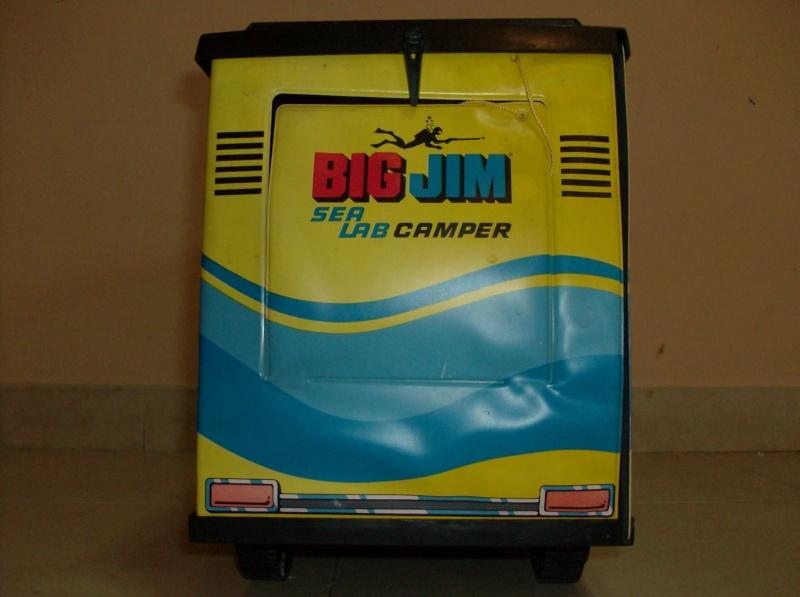 Big Jim raro 9905 Laboratorio Mobile Ricerche Sub 1977 o Sea Lab Camper  Hpim5212