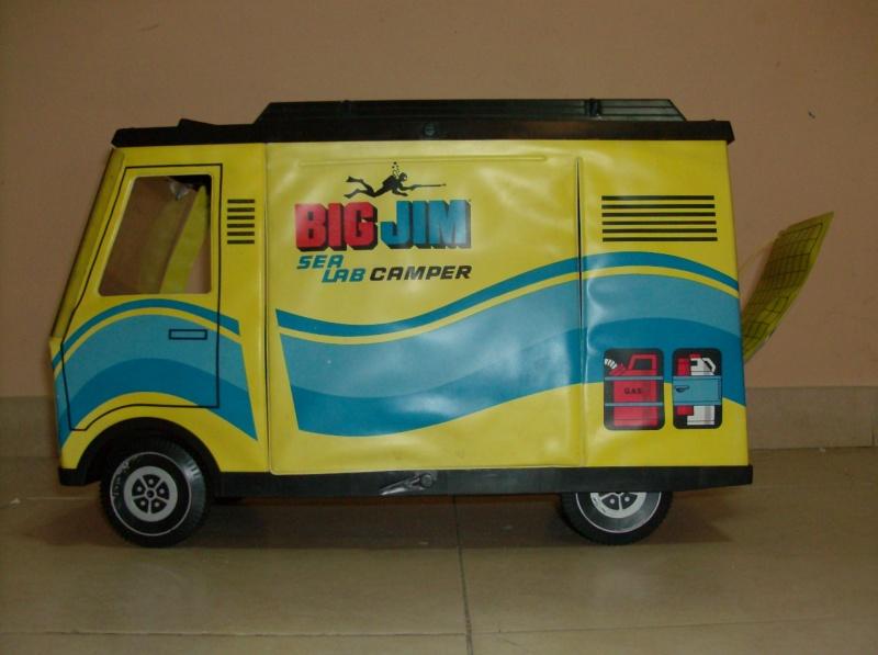 Big Jim raro 9905 Laboratorio Mobile Ricerche Sub 1977 o Sea Lab Camper  Hpim5213