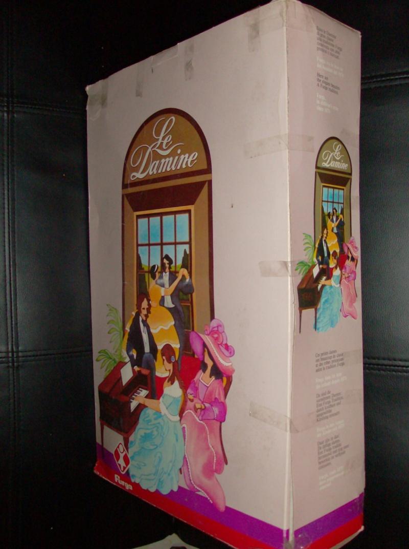 Bambole FURGA Isabella e l'arpa, e Lady Dasy anno 1978 Hpim5221