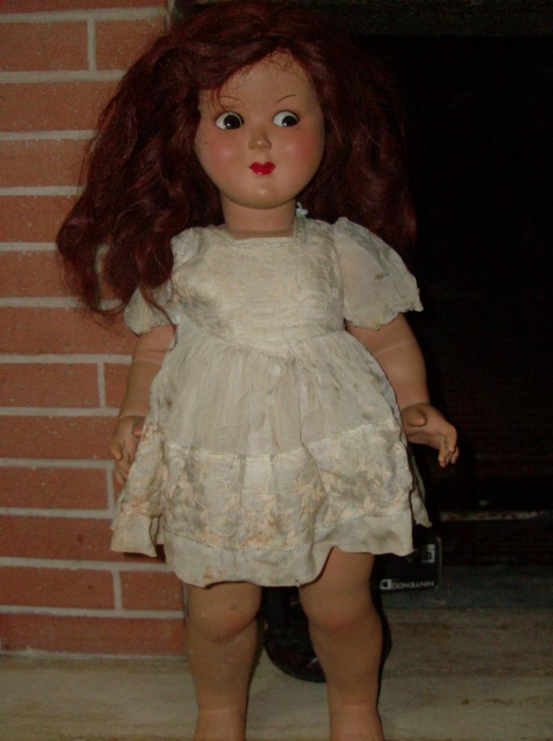 Bambola Bambole Doll Poupee anni 30 40 50 Hpim5226