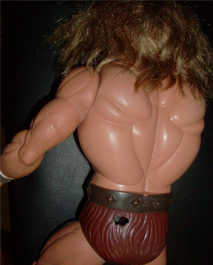 Masters Of The Universe Tytus no Megator Motu Mattel anni 80 loose Hpim5743