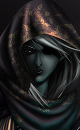 Une Drow Borgne. Avatar10