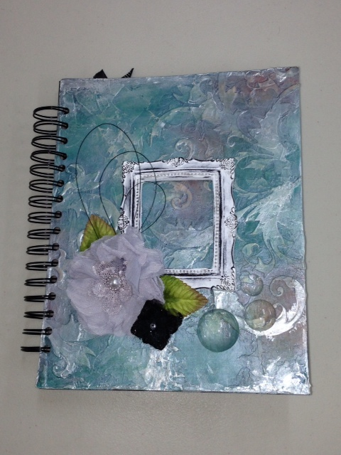 Album Mixed Media avec Jessica  Album210