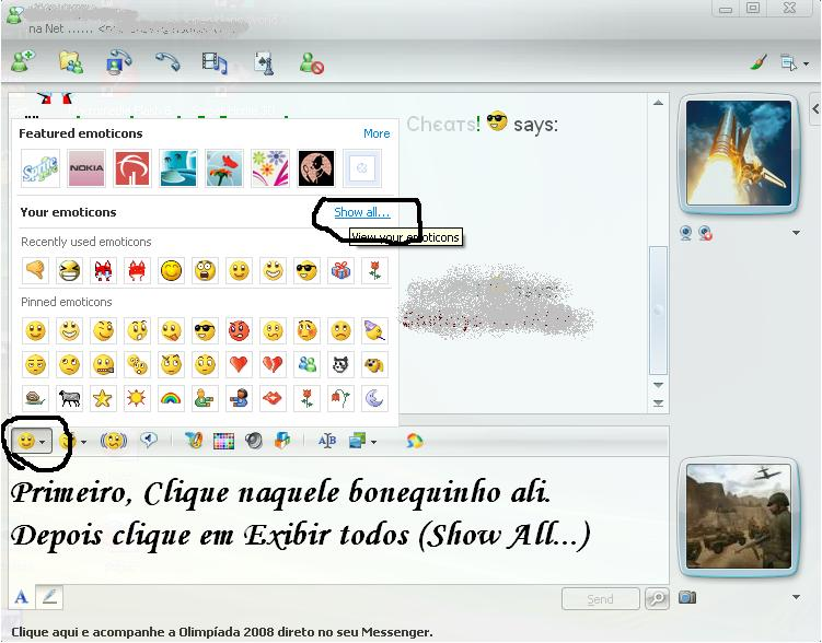 Mechendo nos Smilleys do MSN! Tutori10