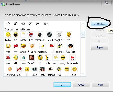 Mechendo nos Smilleys do MSN! Tutori11