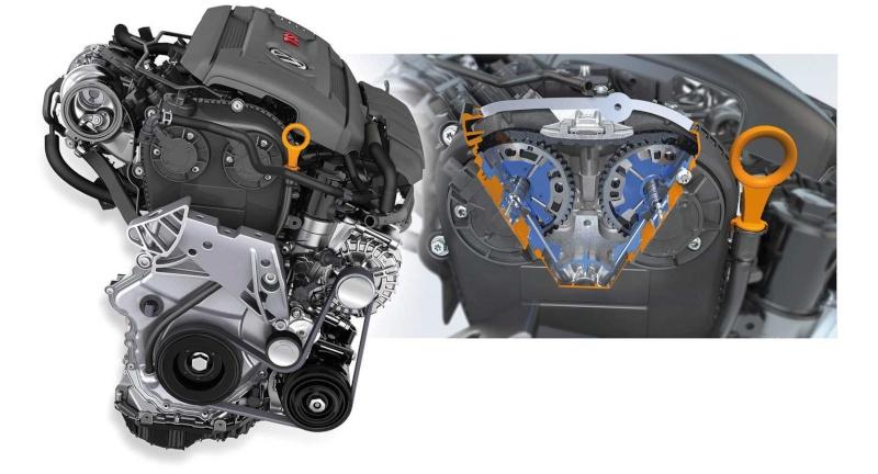 moteur de la G7 gti  Volksw10