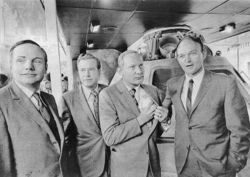 L'Amérique et sa gloire passée... Apollo11