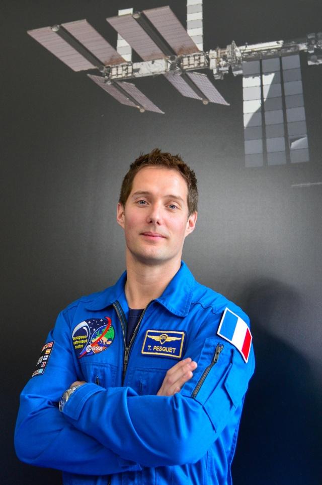 Thomas Pesquet, 10ème spationaute français en 2016 Thomas10