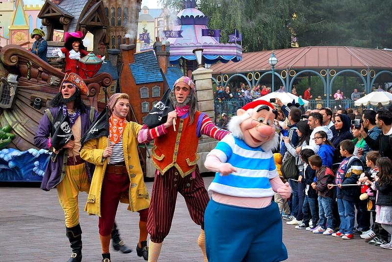 Un séjour plein de surprises à Disneyland Paris (Hotel New York 3j/2n) - Page 12 Disne366
