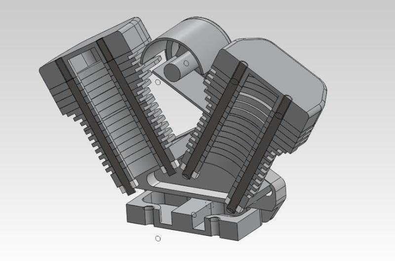Création d'un faux moteur - Déco pour modèle réduit Faux_m13