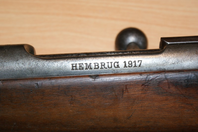 Mannlicher M95 Dutch - Munitions Dsc08946