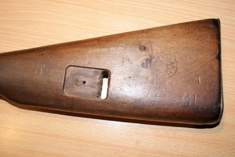 Mannlicher M95 Dutch - Munitions Dsc08950