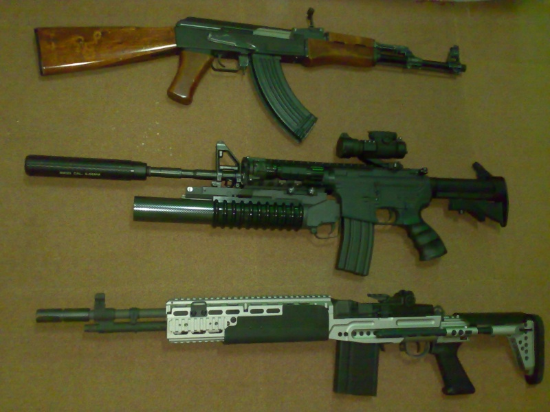Hobi Airsoft-gun Ersop11